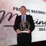 Premio Nacional de Medicina Siglo XXI en la especialidad de Cirugía Ortopédica y Traumatología
