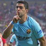 El quiste sinovial en la rodilla de Luis Suárez