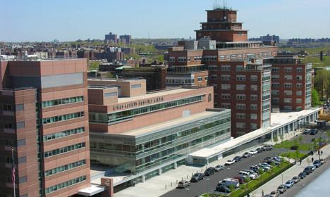 Un hospital amb un ferit de bala diari