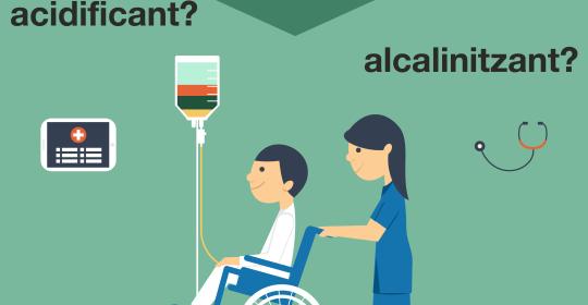 La dieta en el pacient operat: alcalinitzant o acidificant?