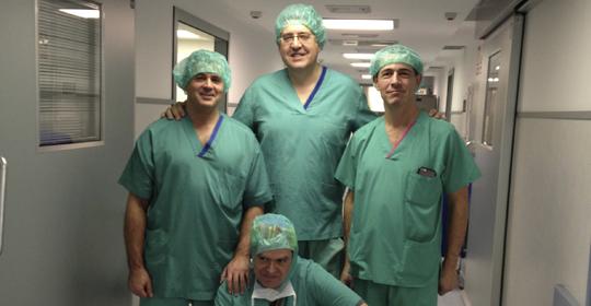 PRIF BERGA: Protocol capdavanter en pròtesis